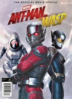 ANT-MAN & WASP OFFICIAL COLL ED MAG PX