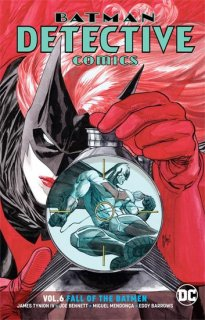 BATMAN DETECTIVE COMICS TP VOL 06 FALL OF THE BATMEN REBIRTH【遅延入荷】