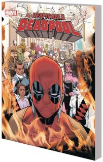 DESPICABLE DEADPOOL TP VOL 03 MARVEL UNIVERSE KILLS DEADPOOL