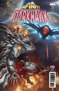 INFINITY COUNTDOWN DARKHAWK #4 (OF 4)