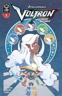 VOLTRON LEGENDARY DEFENDER VOL 3 #1 CVR B PENA