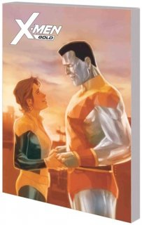 X-MEN GOLD TP VOL 06 TIL DEATH DO US PART