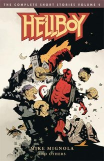 HELLBOY COMPLETE SHORT STORIES TP VOL 02