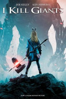 I KILL GIANTS TP MOVIE TIE-IN ED【再入荷】