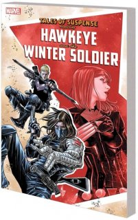 TALES OF SUSPENSE HAWKEYE AND WINTER SOLDIER TP【再入荷】