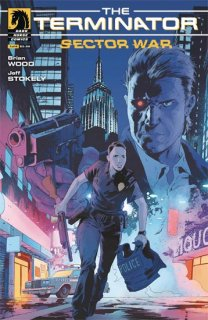 TERMINATOR SECTOR WAR #1 (OF 4)