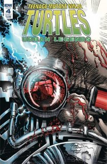 TMNT URBAN LEGENDS #4 CVR A FOSCO