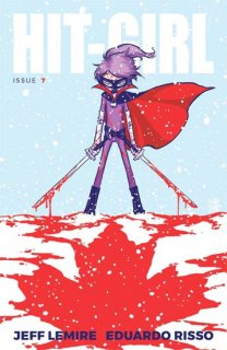 HIT-GIRL #7 CVR C YOUNG
