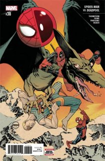 SPIDER-MAN DEADPOOL #38