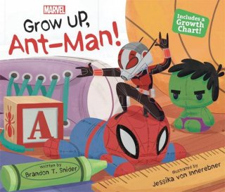 GROW UP ANT-MAN HC 【再入荷】