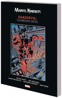 MARVEL KNIGHTS DAREDEVIL BY SMITH & QUESADA TP GUARDIAN DEVI