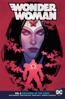 WONDER WOMAN TP VOL 06 CHILDREN OF THE GODS