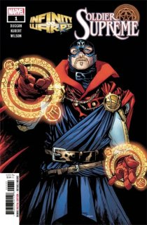 INFINITY WARS SOLDIER SUPREME #1 (OF 2)