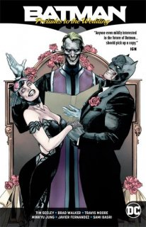 BATMAN PRELUDES TO THE WEDDING TP【遅延入荷】