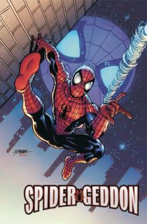 SPIDER-GEDDON #1 (OF 5) PEREZ VAR