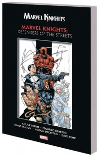 MARVEL KNIGHTS BY DIXON & BARRETO TP DEFENDERS OF STREETS