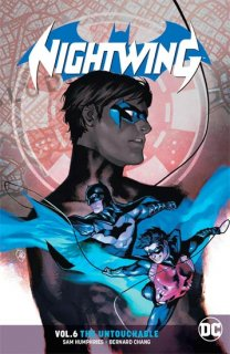 NIGHTWING TP VOL 06 THE UNTOUCHABLE【再入荷】