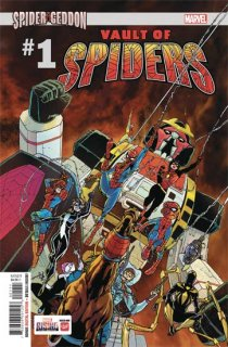 VAULT OF SPIDERS #1 (OF 2) SG