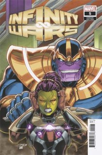 INFINITY WARS #5 (OF 6) LIM VAR
