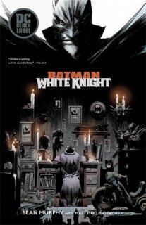 BATMAN WHITE KNIGHT TP【再入荷】