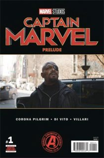 MARVELS CAPTAIN MARVEL PRELUDE #1
