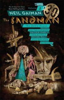 SANDMAN TP VOL 02 THE DOLLS HOUSE 30TH ANNIV ED