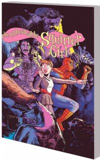 UNBEATABLE SQUIRREL GIRL TP VOL 09 SQUIRRELS FALL LIKE DOMIN