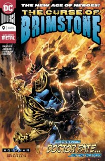CURSE OF BRIMSTONE #9