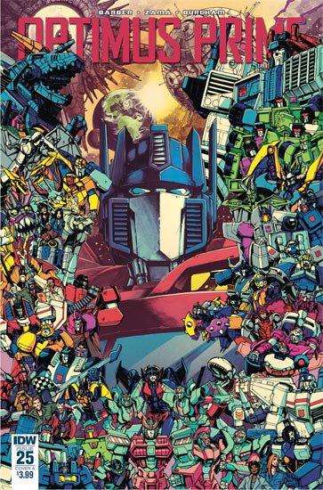 optimus prime 25 cvr a zama 再入荷 アメコミ専門店 verse comics