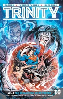 TRINITY TP VOL 04 THE SEARCH FOR STEVE TREVOR