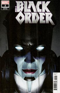 BLACK ORDER #2 (OF 5) CHRISTOPHER VAR