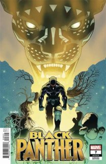 BLACK PANTHER #7 WALKER VAR