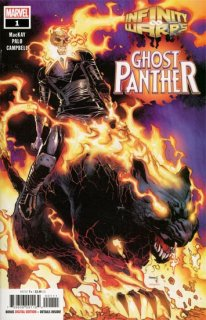 INFINITY WARS GHOST PANTHER #1 (OF 2)【再入荷】