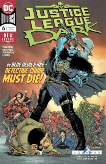 JUSTICE LEAGUE DARK #6