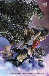 JUSTICE LEAGUE DARK #6 VAR ED