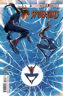 SPIDER-GIRLS #3 (OF 3) SG