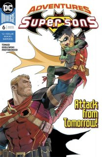 ADVENTURES OF THE SUPER SONS #6 (OF 12)