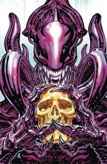 ALIENS DUST TO DUST #4 (OF 4) CVR B VAR D ANDA