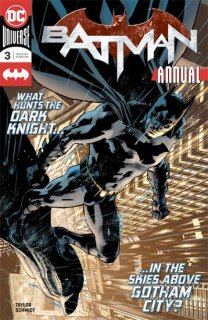 BATMAN ANNUAL #3【再入荷】