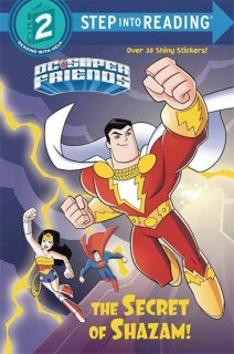 DC SUPER FRIENDS SECRET OF SHAZAM YR SC