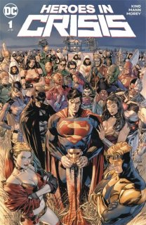 HEROES IN CRISIS #1 (OF 9)【再入荷】