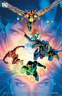 JUSTICE LEAGUE #15 VAR ED