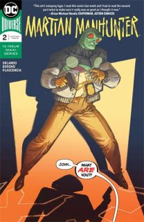 MARTIAN MANHUNTER #2 (OF 12)