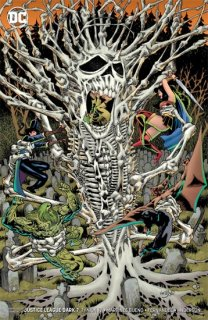 JUSTICE LEAGUE DARK #7 VAR ED