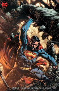 SUPERMAN #7 VAR ED
