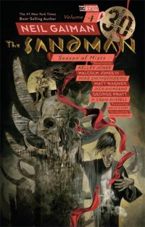 SANDMAN TP VOL 04 SEASON OF MISTS 30TH ANNIV ED