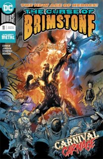CURSE OF BRIMSTONE #11