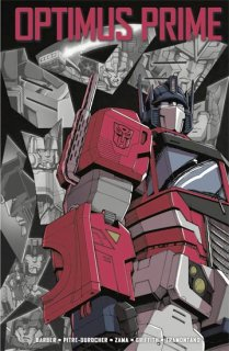 TRANSFORMERS OPTIMUS PRIME TP VOL 05