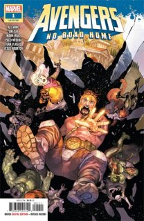 AVENGERS NO ROAD HOME #1 (OF 10)