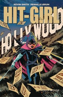 HIT-GIRL SEASON TWO #1 CVR A FRANCAVILLA